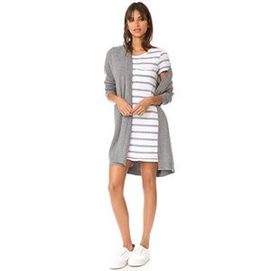 NWOT Cliffbrook Melange Stripe Dress in Chambray